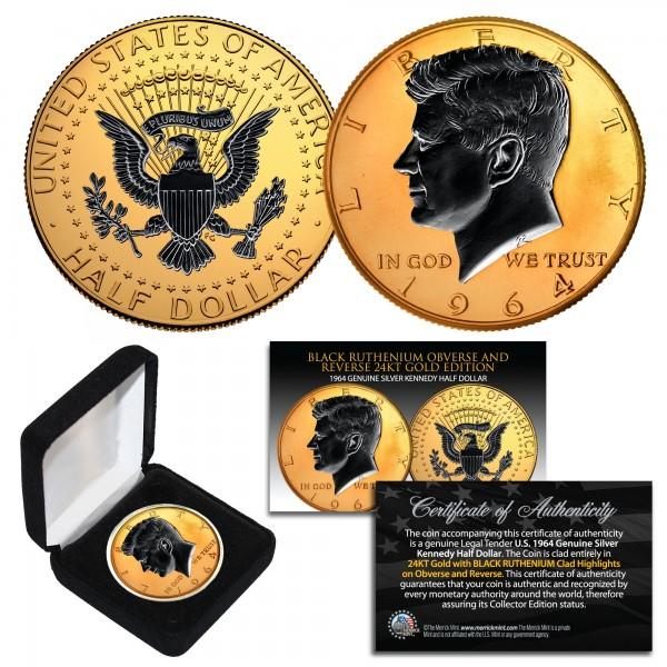 jfk commemorative coin