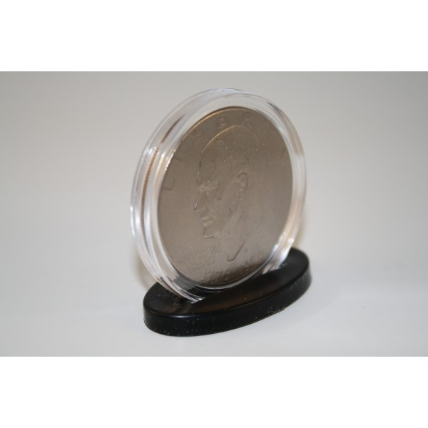 250 Single Coin Display Stands For Silver Eagle Or Morgan