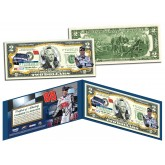 DALE EARNHARDT JR Nascar NATIONAL GUARD Legal Tender U.S. $2 Bill - Officially Licensed