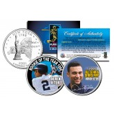 DEREK JETER - Rookie of the Year & World Series MVP - New York State Quarters US 2-Coin Set