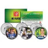 PEYTON MANNING - Draft Pick & MVP - Colorized Indiana State Quarters US 3-Coin Set - Officially Licensed