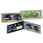 Space Shuttle ATLANTIS Missions Genuine Legal Tender U.S. $2 Bill NASA