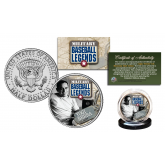 YOGI BERRA Military Baseball Legends Official JFK Kennedy Half Dollar U.S. Coin