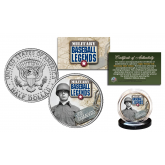 JOE DIMAGGIO Military Baseball Legends Official JFK Kennedy Half Dollar U.S. Coin