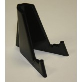 DISPLAY STANDS EASEL for Coins Capsules & Poker Chips Holders BLACK ACRYLIC (Quantity 25)