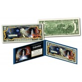 Space Shuttle COLUMBIA Missions Genuine Legal Tender U.S. $2 Bill NASA
