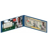 DALE EARNHARDT JR #88 NASCAR Genuine Legal Tender U.S. $1 Bill  - Officially Licensed