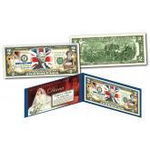 PRINCESS DIANA - 50th Birthday - Legal Tender U.S. $2 Bill