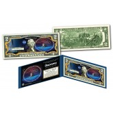 Space Shuttle DISCOVERY Missions Genuine Legal Tender U.S. $2 Bill NASA