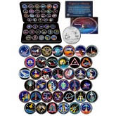 SPACE SHUTTLE DISCOVERY MISSIONS NASA Florida Statehood Quarters 39-Coin Set with BOX