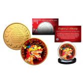 DRAGON BOAT FESTIVAL - Ancient Chinese Poet Qu Yuan - RCM Royal Canadian Mint Medallion Coin