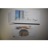 Lot of 40 Cachet Envelopes 9/11 WORLD TRADE CENTER WTC - 10th Anniversary - Never Forget