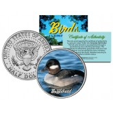 BUFFLEHEAD Collectible Birds JFK Kennedy Half Dollar Colorized US Coin DUCK