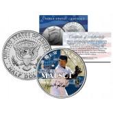 HIDEKI MATSUI JFK Kennedy Half Dollar Colorized US Coin ROOKIE STAR - NEW YORK YANKEES