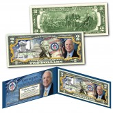 JOHN McCAIN Senator & American Hero 1936-2018 OFFICIAL Genuine Legal Tender U.S. $2 Bill