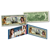 MELANIA TRUMP First Lady of the United States OFFICIAL Genuine Legal Tender U.S. $2 Bill