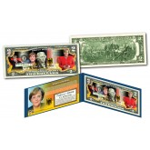 ANGELA MERKEL * Chancellor of Germany * Official Colorized U.S. Genuine Legal Tender U.S. $2 Bill with Certificate & Display Folio
