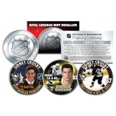 2005-06 SIDNEY CROSBY Royal Canadian Mint Medallions NHL Rookie 3-Coin Complete Set - Officially Licensed