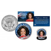 OPRAH WINFREY * For President 2020 * Official JFK Kennedy Half Dollar U.S. CAMPAIGN Coin