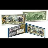 ATTACK ON PEARL HARBOR - December 7th1941 - WWII Genuine Legal Tender U.S. $2 Bill
