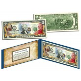 POPE JOHN PAUL II BEATIFICATION Genuine Legal Tender U.S. $2 Bill