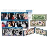 The Coronation of QUEEN ELIZABETH II 65th Anniversary OFFICIAL Genuine Legal Tender U.S. $2 Bill with FREE 11-Card Set