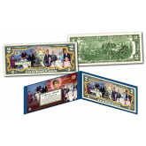 THE BRITISH MONARCHY * Princess Diana & The Royal Family * THEN & NOW Genuine Legal Tender U.S. $2 Bill