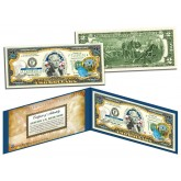 IDAHO $2 Statehood ID State Two-Dollar U.S. Bill - Genuine Legal Tender