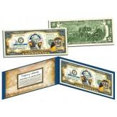 MARYLAND $2 Statehood MD State Two-Dollar U.S. Bill - Genuine Legal Tender