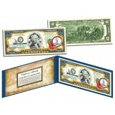 VIRGINIA $2 Statehood VA State Two-Dollar U.S. Bill - Genuine Legal Tender