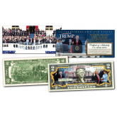 DONALD TRUMP 45th Presidential INAUGURATION January 20, 2017 Genuine Legal Tender U.S. $2 Bill