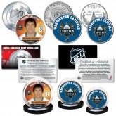 WASHINGTON CAPITALS Alexander Ovechkin 2018 Stanley Cup Champions NHL Hockey Officially Licensed 3-Coin Set