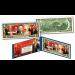 TRAN DAI QUANG * President of Vietnam * Official Colorized U.S. Genuine Legal Tender U.S. $2 Bill with Certificate & Display Folio
